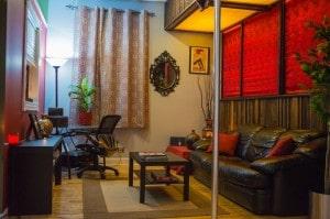 CDR's Livingroom