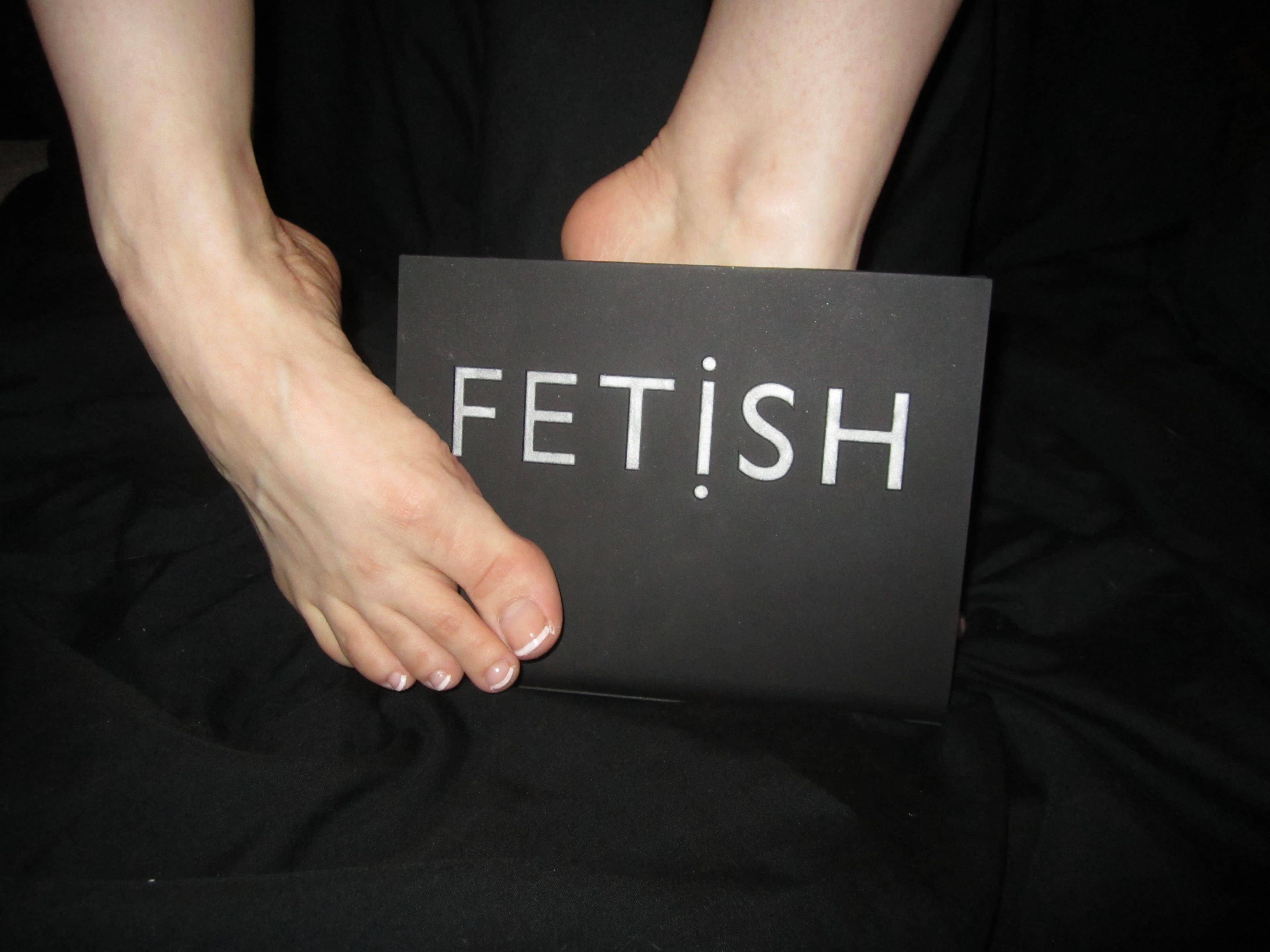 Leg torture fetish