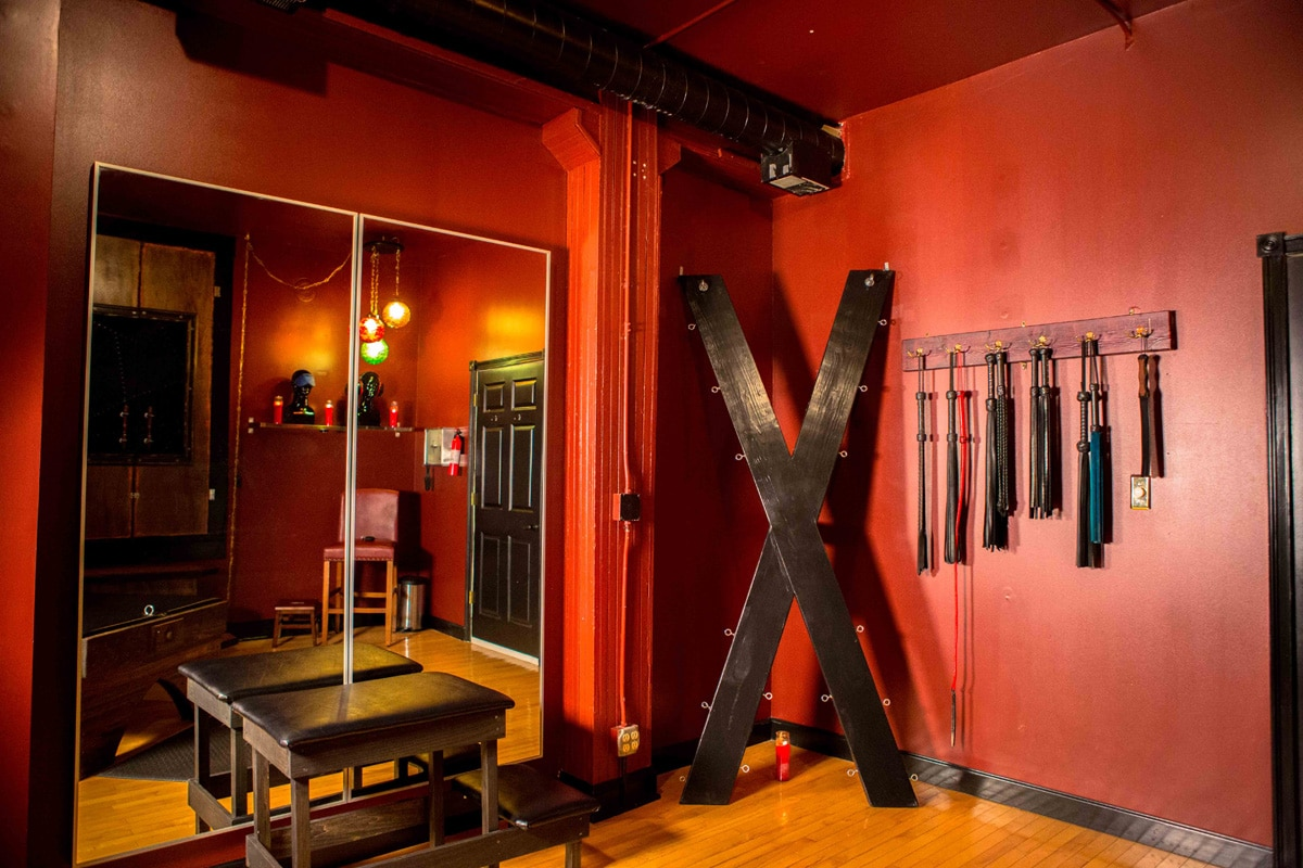 A Bdsm Dungeon Helps This Park Slope Resident Pay Rent