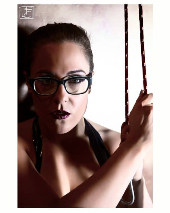 Chicago Dominatrix, Sophia Chase at CDR in Chicago