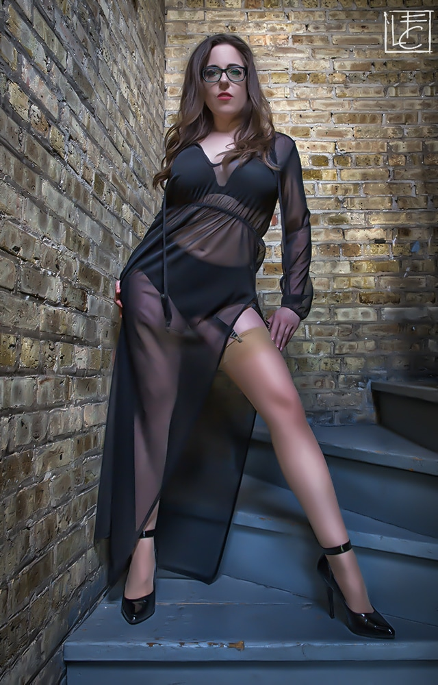 Sophia Chase, Chicago Dominatrix